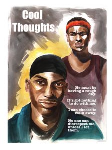 Cool Thoughts: Poster