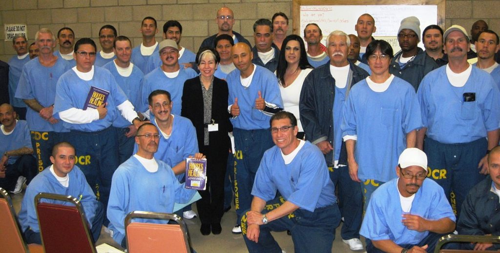 Houses of Healing trauma-informed prisoner rehabilitation program.